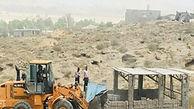 آزادسازی 20 هزار متر مربع از اراضی کشاورزی مرند