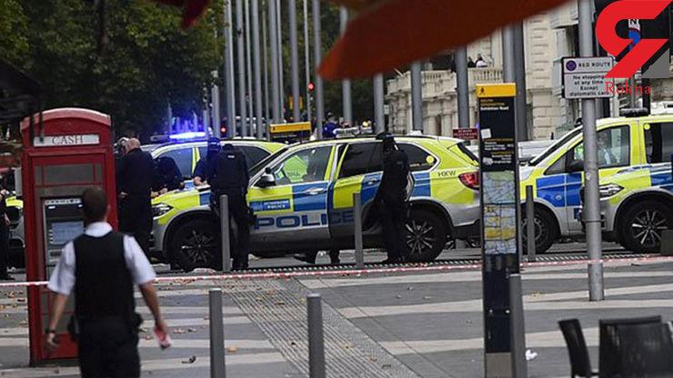 حمله به عابران با خودروی سواری در انگلیس