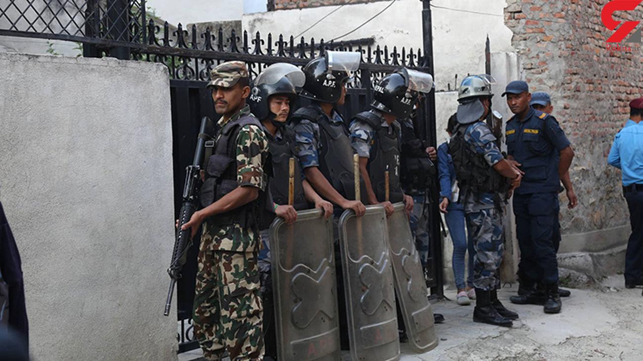 وقوع ۲ انفجار در پایتخت نپال