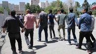 7 مرد خطرناک 4 شهر را به هم ریخته بودند / آنها وحشت آور بودند