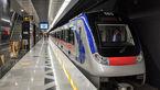 حرکت قطارها درخط ۳ متروی تهران سریعتر میشود