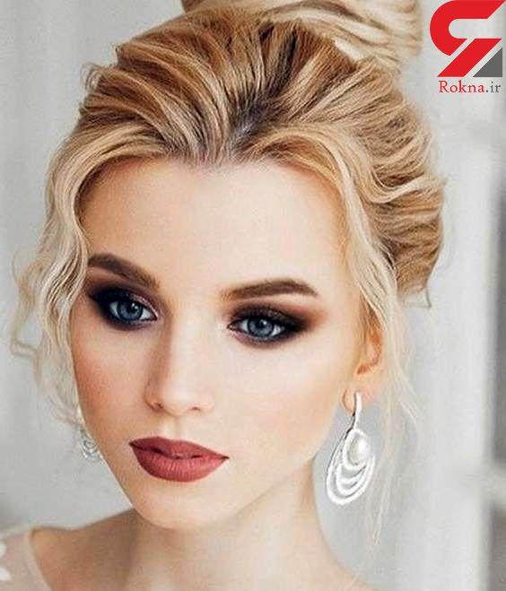 قوانین ست کردن آرایش با رنگ مو/خانم ها بخوانند