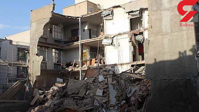 مرگ دلخراش یک کودک براثر انفجار هولناک در شهر قدس+ عکس