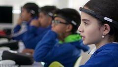 رصد تمرکز دانش آموزان با هدبند هوشمند