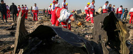 راز پنهان دکتر رحیمی جانباخته حادثه هواپیمای اوکراین لو رفت / او دکترای الکترونیک داشت + عکس