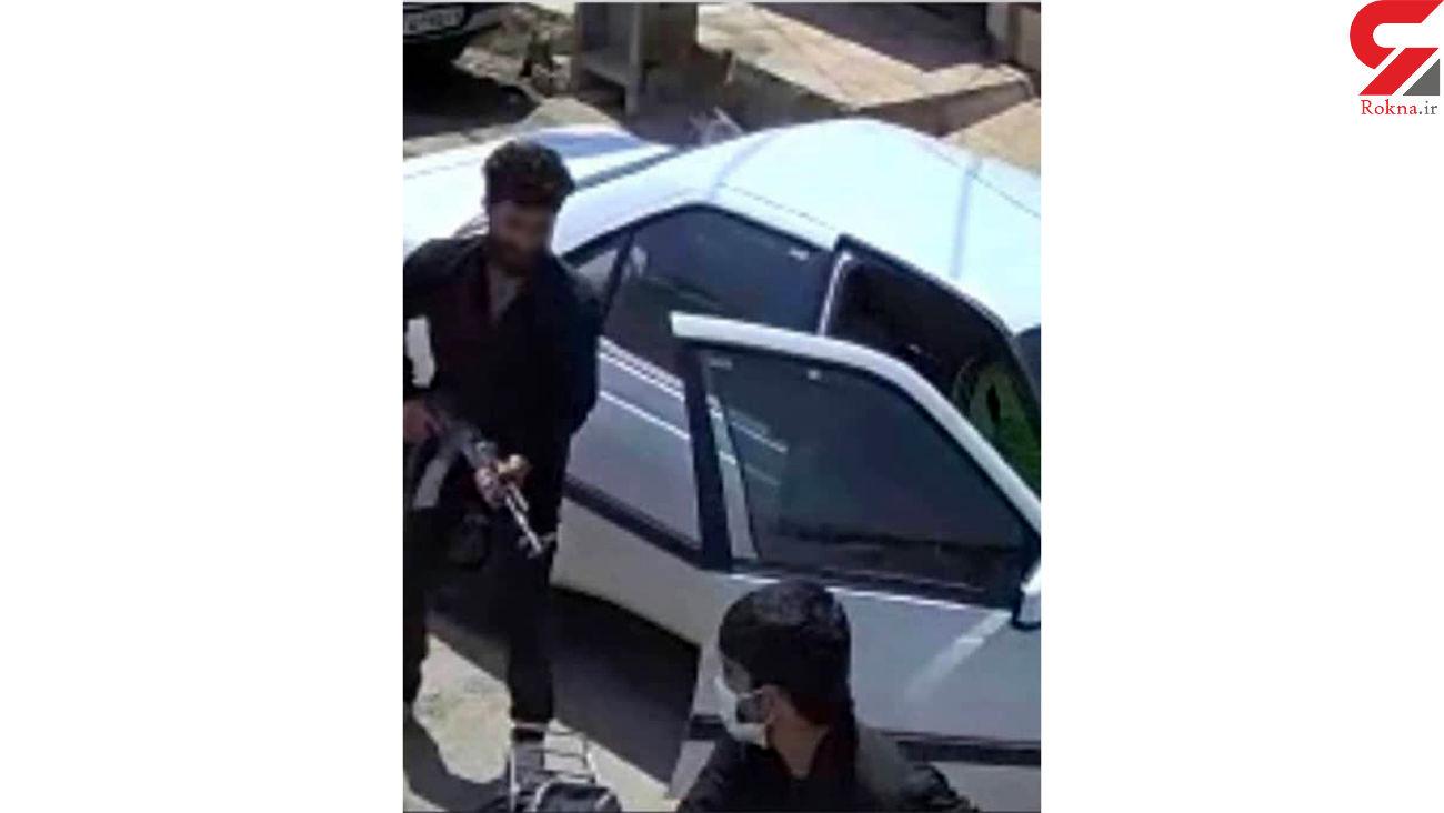 بازداشت خنده دارترین دزدان مسلح اهواز + فیلم