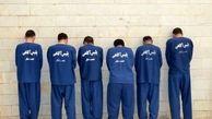 دستگیری 9 سارق و کشف 32 فقره سرقت در کوهدشت