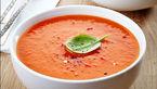 سوپ گوجه فرنگی ساده+ طرز تهیه