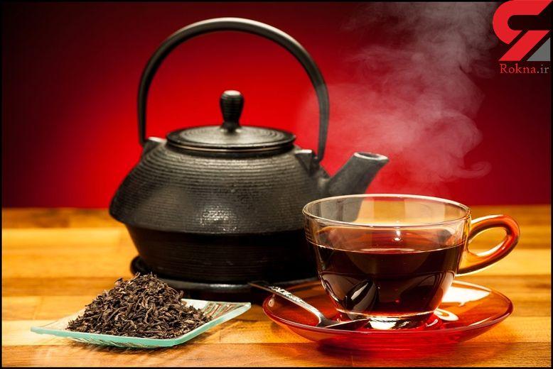 هرگز چای کهنه دم نخورید!