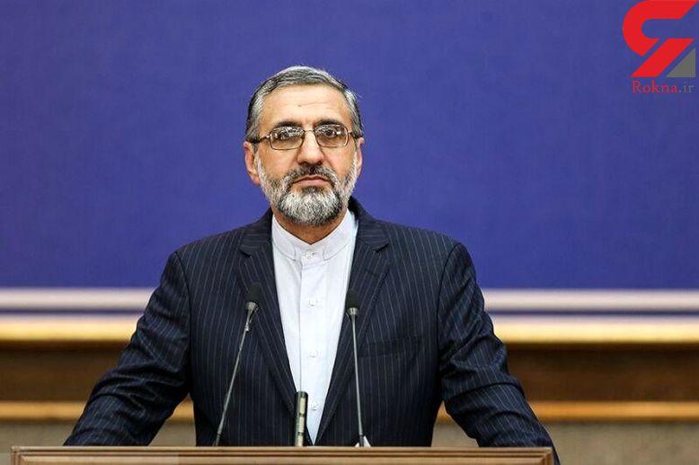 سخنگوی قوه قضاییه: رییس جمهوری لبنان درخواست عفو مشروط نزار زاکا را کرده است