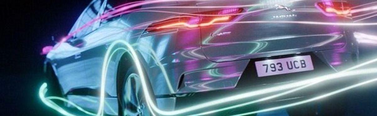 جگوار خودروی برقی جدیدی را رونمایی می کند
