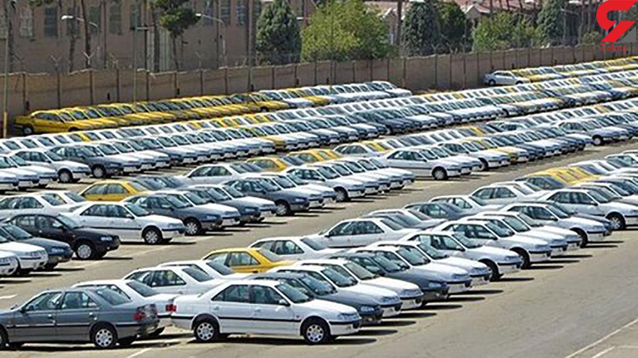 قیمت خودرو در بازار امروز یکشنبه + جدول