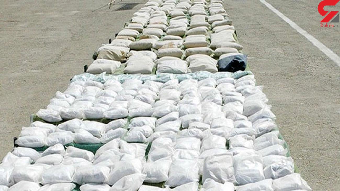 افزایش کشفیات مواد مخدر در خراسان رضوی
