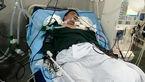 مرگ بابا برقی در سقوط از تیر برق / در اهواز رخ داد + عکس