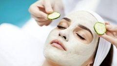 سلامت و شادابی پوست و مو با ماسک ماست