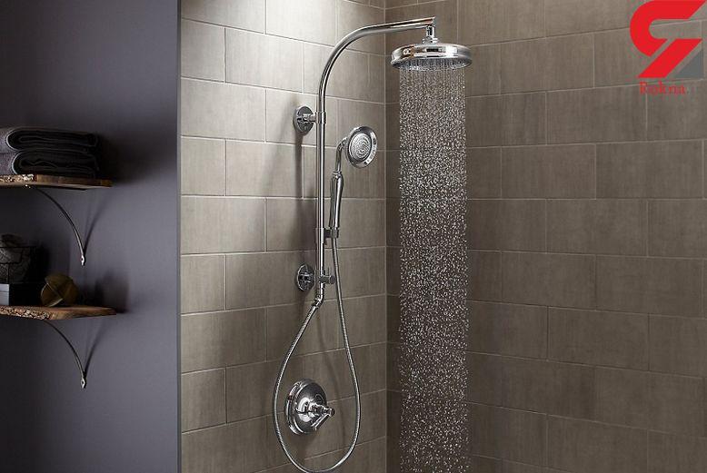 اصول درست حمام روزانه