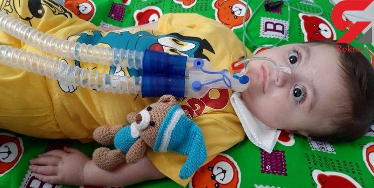 دردناکترین عکس ها از  امیرعباس کوچولو در کرج   /  کمک کنید!