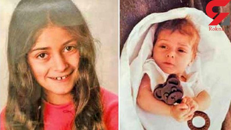 جسیکا در سوئد نمی دانست دختری ایرانی است! / سرنوشت دختری رهاشده در تهران! + عکس او در کودکی