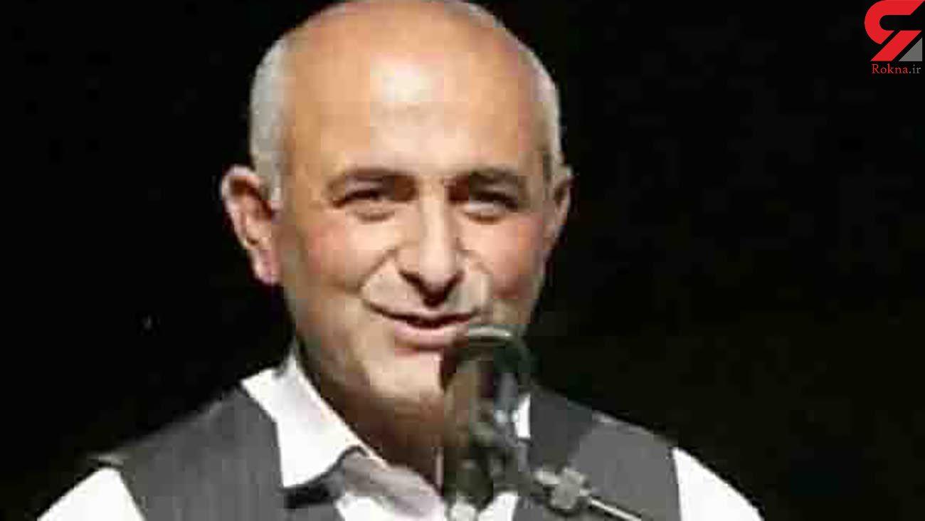 فرهود جلالی کندلوسی درگذشت + علت فوت و عکس