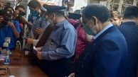 محسن رضایی در شهر ری رای داد / نامزد انتخابات 1400: حضور مردم در انتخابات باعث تقویت اقتدار ایران می شود