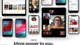 عرضه سیستم عامل «ای او اس ۱۲»برای اپل
