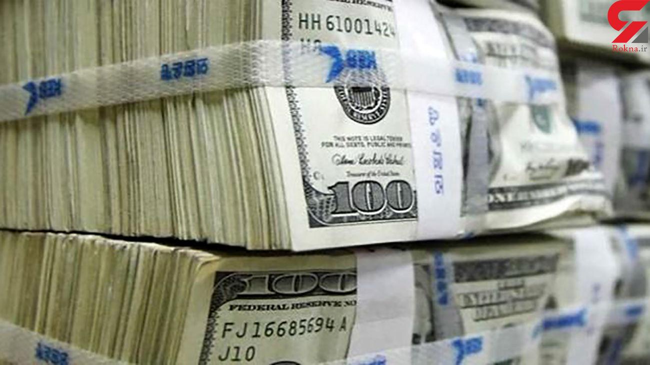 کاهش ارزش دلار در دو هفته متوالی