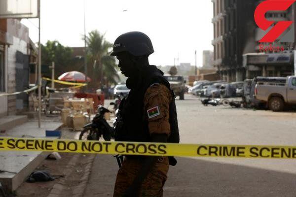 14 کشته در حمله خونین به یک کلیسا در بورکینافاسو