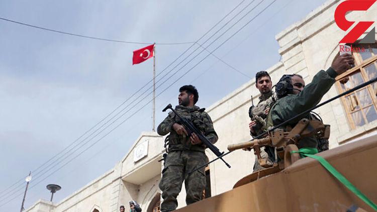"""آنکارا در چارچوب حق """"دفاع از خود"""" حمله به سوریه را آغاز کرد"""
