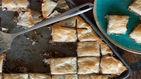 باقلوای شکلات و نارگیل خانگی بپزید+طرز تهیه