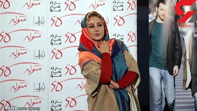 حسرتی که بر دل بازیگر زن کشورمان ماند! +عکس