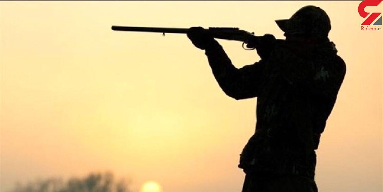 بازداشت 2  شکارچی متخلف در شهرستان خلخال