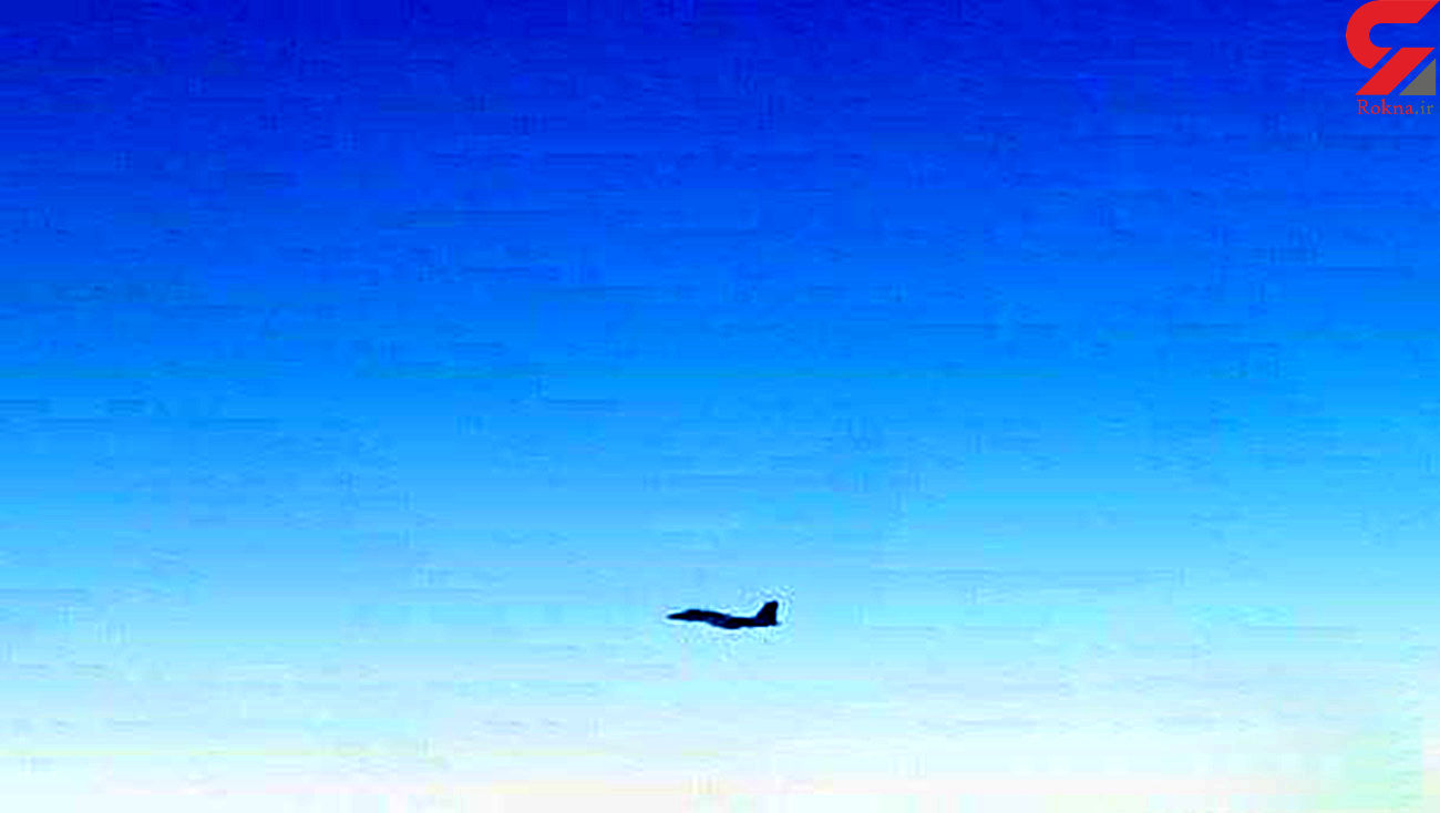 خلبان هواپیمای ماهان : جنگنده ها آمریکایی بودند