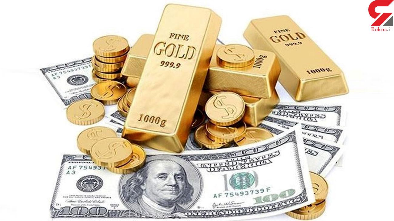 پیشبینی طلا ، ارز و بورس در هفته جدید