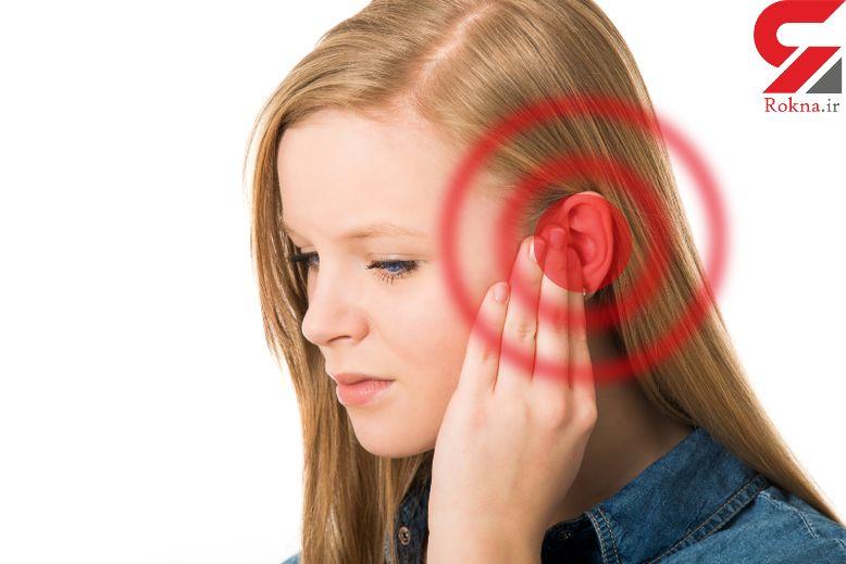 درمان شگفت انگیز برای گوش درد