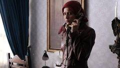 دو نقش متفاوت از خانم بازیگر بر پرده سینما