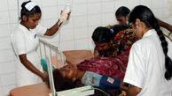 مرگ وحشتناک در بیمارستان / زن بیمار به جای آب اسید خورد  + عکس