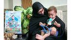 پروفایل همسر شهید حججی پس از شنیدن خبر بازگشت پیکر همسرش به وطن + عکس