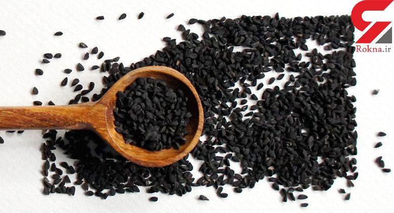 دانه های سیاه رنگ شفابخش بیماران دیابتی
