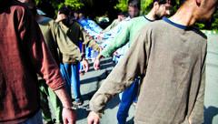 فرار دختر دانشجو تهرانی از خانه وحشت 7 شیطان
