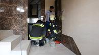 65 حادثه در یک روز اصفهان / همه در آسانسور گیر افتادند