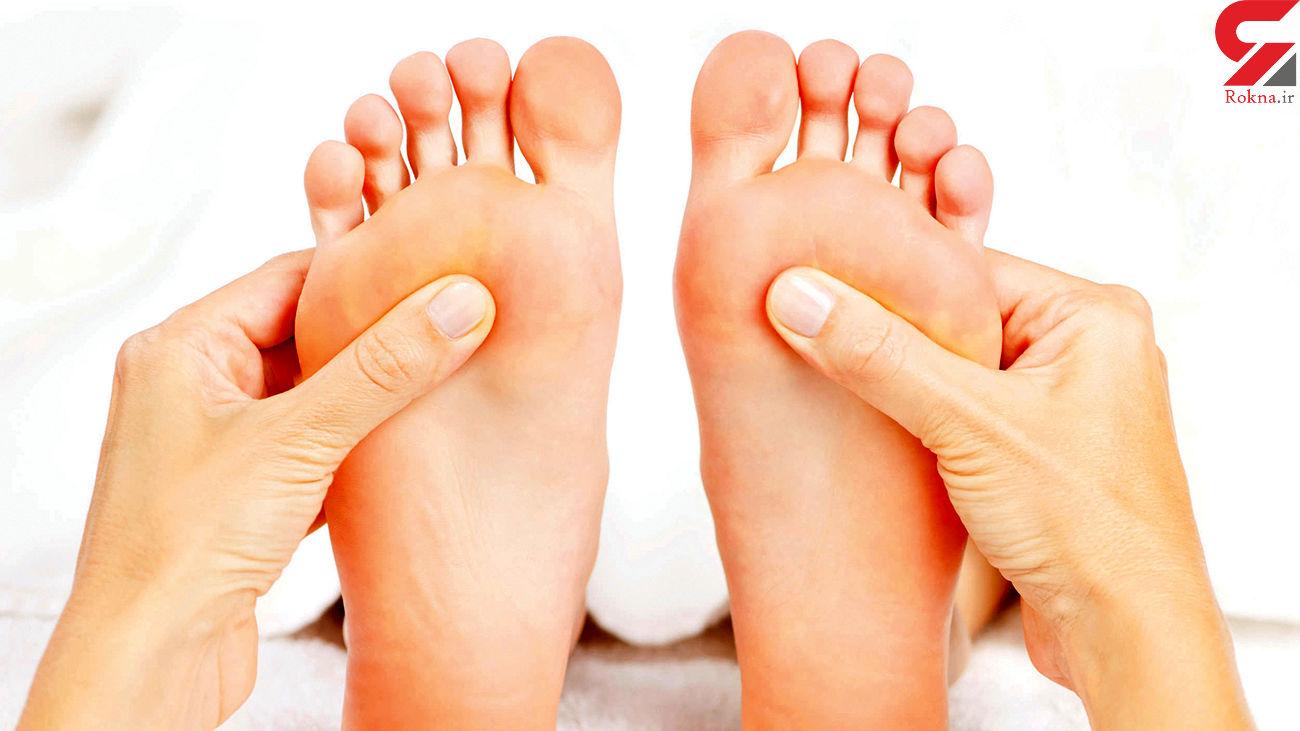 هر آنچه باید درباره پایانههای عصبی کف پا بدانید
