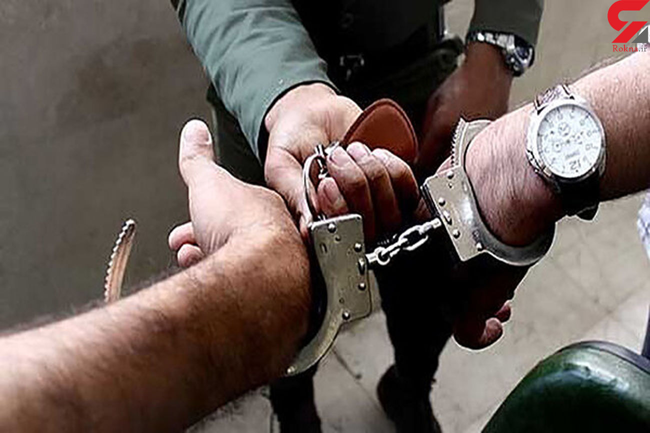 کشف یک دستگاه فلزیاب و دستگیری 3 نفر در رودبار