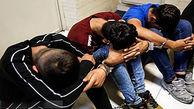 جزئیات دستگیری اعضای باند قاچاق مسلح در خاش