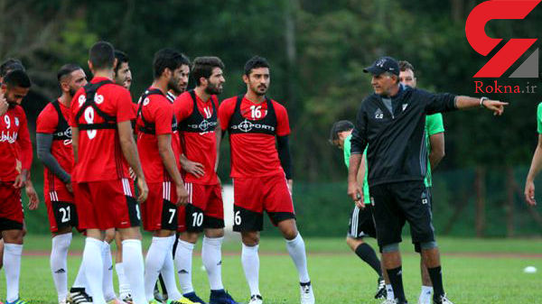 ترکیب احتمالی تیم ملی ایران برابر مراکش
