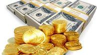 تغییرات قیمت طلا و ارز در نیمه نخست سال 99 + جدول