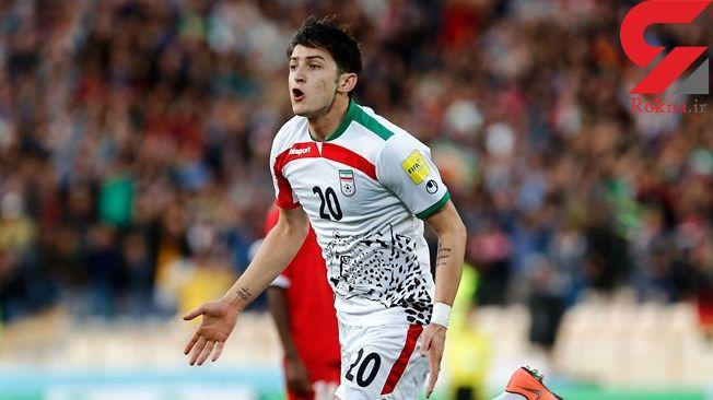 سردار آزمون در بین 5 بازیکن برتر مسلمان جام جهانی