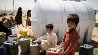 طرح «نذر آب» در شهرستان خاش