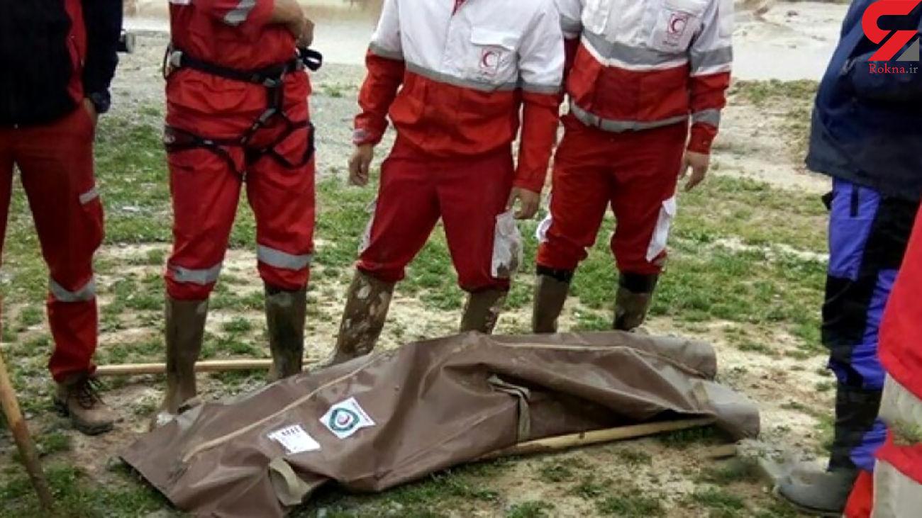 جنازه زن گرگانی در جنگل علی آباد کتول کشف شد / او به قتل رسیده است + عکس