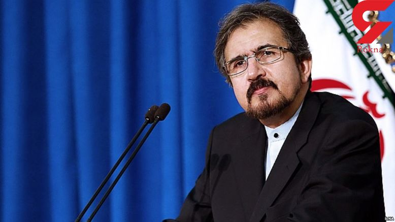 سخنگوی وزارت خارجه: حمله به سفارت ایران در پاریس تحت بررسی و پیگیری است