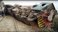 راننده خواب آلود در محور ساوه - بوئین زهرا کشته شد